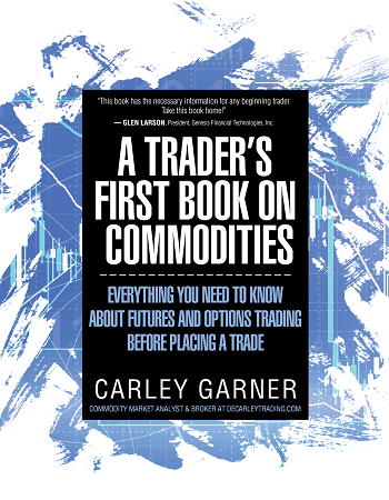 A Trader's First Book on Commodities, beginning futures trading book.