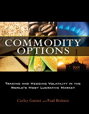 Commodity Options Trading Book