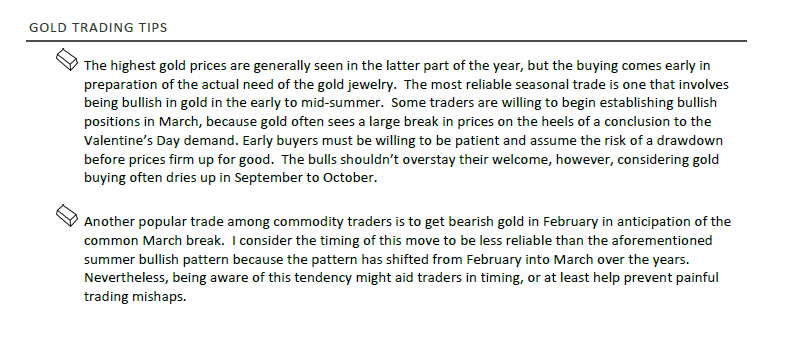 Technically Speaking Book Review of Higher Probability Commodity Trading 2